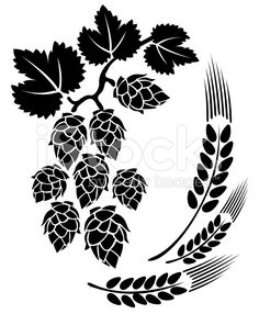 hop and ears royalty-free stock vector art
