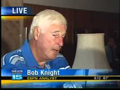 Bob Knight Interview