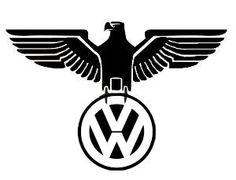 vintage vw stickers | ... EAGLE VW STICKER KOMBI CAR WINDSCREEN / GLASS PANELS BUMPER STICKER