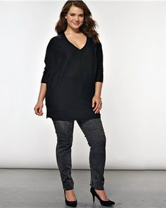 9a448b0dda08 13 Best Office Fashions for Plus Size Professionals images   Office ...