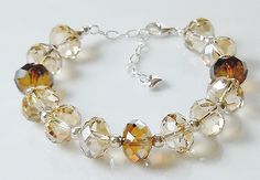A personal favorite from my Etsy shop https://www.etsy.com/listing/238069424/swarovski-soft-neutral-tones-beaded