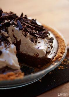 A Cozinha Coletiva: Torta de Pudim de Chocolate