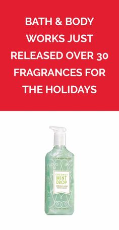 Bath & Body Works Just Released Over 30 Fragrances for the Holidays | Find your new signature scent in their latest release.