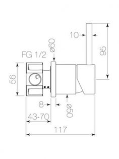 Faucet Strommen - Pegasi Wall Mixer, 90 Roun6 Mixer, Faucet, Floor Plans, Bathroom, Wall, Inspiration, Washroom, Biblical Inspiration, Water Tap