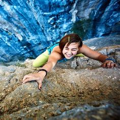 Summer Sports That Torch Serious Calories: Rock Climbing
