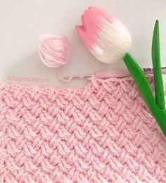 "diy_crafts- Crochet: punto celta paso a paso . Crochet Celtic Stitch ""Crochet: punto celta paso a paso ."", ""Crochet: Celtic level step-by-step Crochet Stitches Patterns, Stitch Patterns, Knitting Patterns, Poncho Patterns, Baby Blanket Patterns, Crochet Stitches For Blankets, Embroidery Patterns, Crochet Diy, Learn To Crochet"