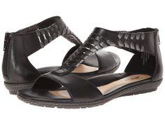Earth Shell Black Full Grain Leather - Zappos.com Free Shipping BOTH Ways