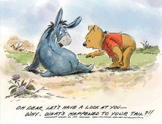 Silly old bear #pooh #disney