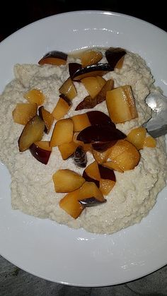 Süßer Couscous