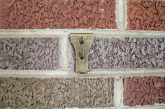 61 Best Decorating Hardware Images Stocking Hooks Brick
