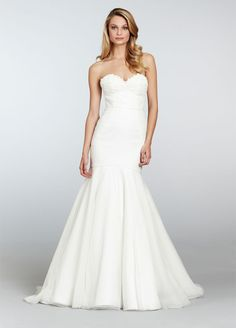 Hayley Paige Bridal Gowns, Wedding Dresses Style HP6307 by JLM Couture, Inc.