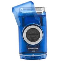 Battery Operated Electric Shaver: Best for Wet and Dry Use with Pressure-sensitive wide floating foil.