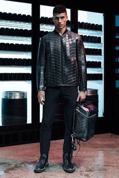 Alexander Wang   Spring 2015 Menswear Collection   Style.com