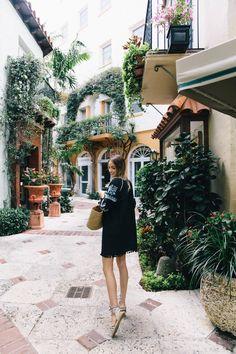 Little Blonde Book A Fashion Blog by Taylor Morgan: Inside Worth Avenue, Palm Beach