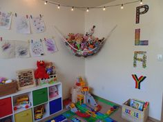 playroom makeover on a budget by www masonjarsandfireflies com