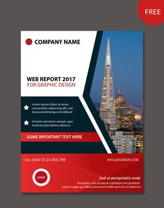 Free Editable Brochure Template Free Brochure Templates - Editable brochure templates