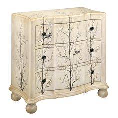 I pinned this Winter Woods Chest from the Season's Best event at Joss and Main!