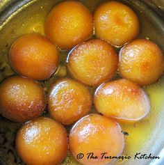 With an inclination towards simple, flavorful East Indian especially Odia specialities,The Turmeric Kitchen represents authentic homestyle cooking. Gulab Jamun, New Beginnings, Turmeric, Indian Food Recipes, Make It Simple, Sweet Treats, Fruit, Cooking, Homes