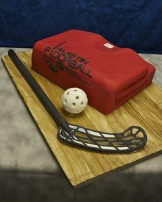 Floorball Birthday Cake — Birthday Cakes