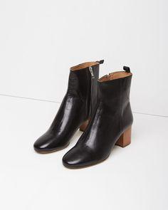 ISABEL MARANT ÉTOILE | Drew Ankle Boot | Shop at La Garçonne
