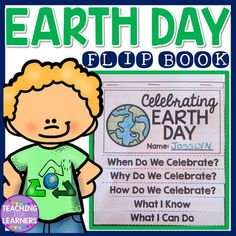 Earth Day Activity! This is a great resource to teach your students about Earth Day.