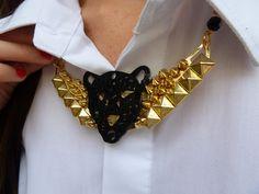 Collar Kim Black