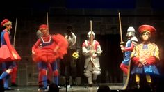 Hilarious Version of Shrek the musical Silverlake regional High school 2015