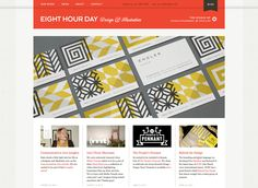 Eight Hour Day web site