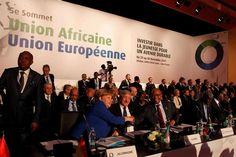 La quinta cumbre de África-Europa