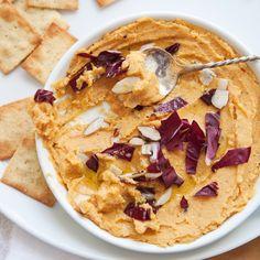 Superfood Recipes: Sweet Potato Hummus | Free People Blog #freepeople