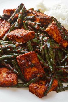 Ditch the store bought curry paste. Making your own is well worth it!
