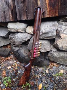 """Pete sent us photos of this beautiful custom short barrel shotgun be built. He has named it""""The Woodsman"""". It started life as, circa. 2000, as aRemington 870 Police Magnum.Rose Action Sports cut the barrel, crowned it and threaded it for choke tubes. Pete thenadded the following parts: Vang Comp front sight Stainless follower GG&G sling …   Read More …"""