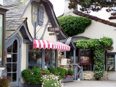 Carmel by the Sea, California - Cottages
