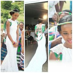 African Wedding Cakes, African Wedding Dress, African Weddings, African Traditional Wedding Dress, Traditional Gowns, Elegant Midi Dresses, Elegant Wedding Dress, Wedding Gowns, African Print Fashion