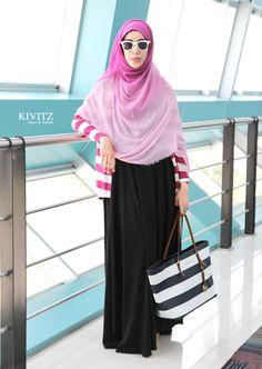 KIVITZ Fitri Aulia #hijab #hijabfashion