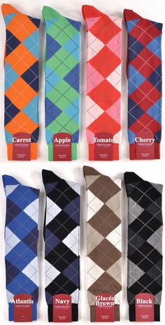 Vanitysocks fashion. Dress, colorful, health socks for men and women.
