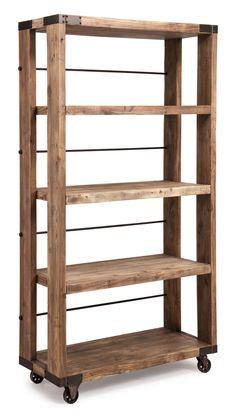 Newcomb Shelf