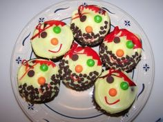 Adorable snack for the kids on pirate day! Also great for your child's birthday party!