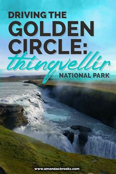 Driving the Golden Circle - Including Thingvellier National Park in Iceland