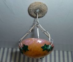 Jicolin - Advent Calendar how to make this and other lamps, need to download tutorial in French