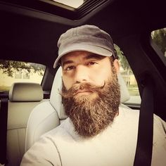 There's something about this beard I really like, looks really healthy