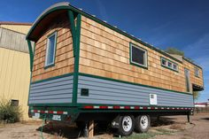 Mitchcraft 5th Wheel – Tiny House Swoon