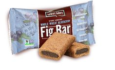Nature's Bakery Fig Bars are Non-GMO, Vegan, and Kosher certified. Our peach apricot fig bar has to be our quietest, most delicate flavor. Snack Brands, Fig Bars, Dried Blueberries, Good Healthy Snacks, Brownie Bar, Snack Bar, Baked Goods, Blueberry, Bakery