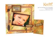 2H1714 Change Your Thoughts Page and Card