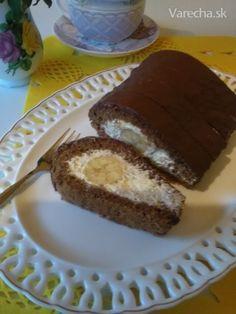 10 banánových zákuskov na víkendové maškrtenie - Magazín French Toast, Muffin, Food And Drink, Pudding, Breakfast, Cakes, Hampers, Morning Coffee, Cake Makers