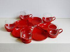 Rare 5 x Vintage Melitta tea / coffee cups от vintage2remember
