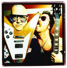 Dave Catching & Jesse Hughes | Eagles of Death Metal