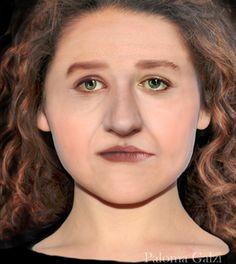 British facial analysis diet — photo 11
