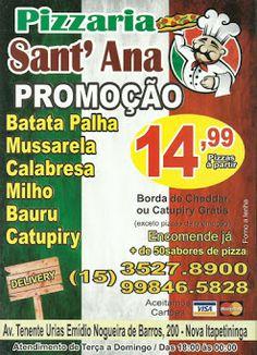 Sant'Ana Pizzaria & Sfiharia