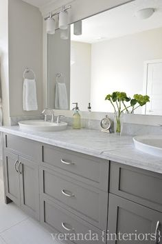 If we don't put wood in the kitchen - we should go with a light gray tile or linoleum